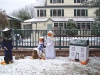 PumpkinPeopleinSnow2006